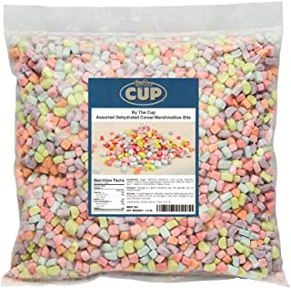 Assorted Dehydrated Cereal Marshmallow Bits 1.5 lb bulk bag