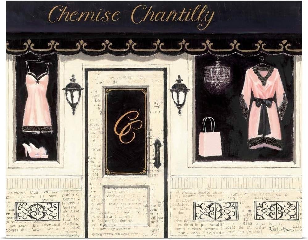 GREATBIGCANVAS Kansas City Mall Chemise Chantilly Fine Art Max 63% OFF Fashion Poster Print