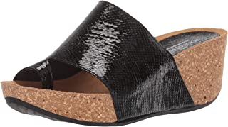 Donald J Pliner Women's Ginie2-vp Wedge Sandal
