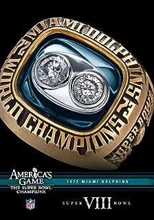 NFL America's Game: 1973 DOLPHINS Super Bowl VIII