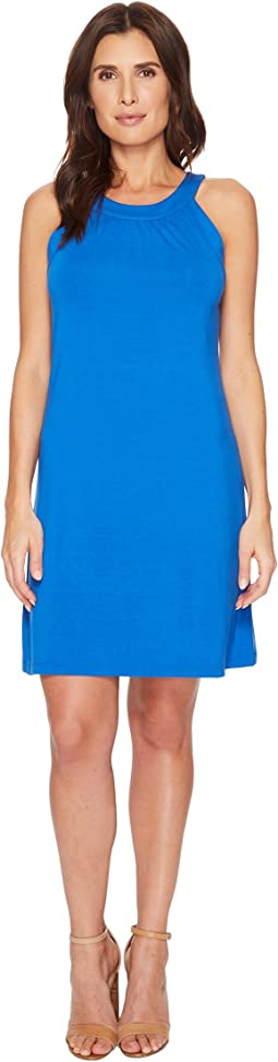 Tommy Bahama Tambour Sleeveless Short Dress
