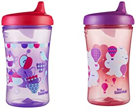Elmo Children/'s Sippy Cup Super Adorable Great Colors Brand New With Straw