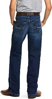 ARIAT Boys' Wiley B5 Dark Stretch Slim Straight Jeans - 10030230