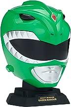 Power Rangers Legacy Mighty Morphin Green Ranger Helmet Display Set