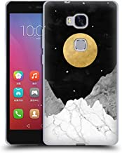 Official KookiePixel Moon and Stars Mountains Soft Gel Case Compatible for Huawei Honor 5X / GR5