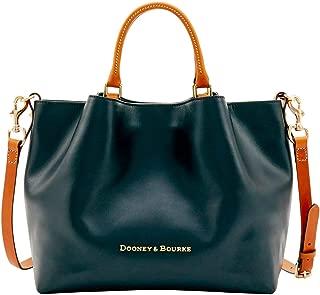 Dooney & Bourke Large Barlow Satchel Black