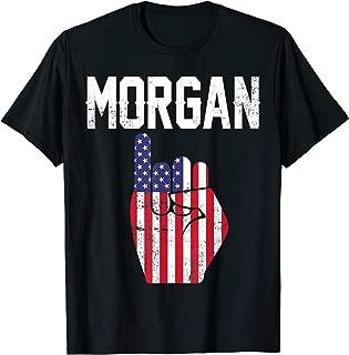 Morgan Tea Soccer Celebration Womens Gift T-Shirt