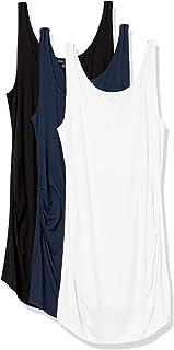 Amazon Essentials Damen Umstands-Tanktop, 3er-Pack