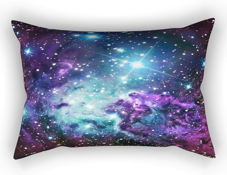 Tulsa Mall online shopping Society6 Fox Fur Nebula : Teal Dreams Galaxy Purple by