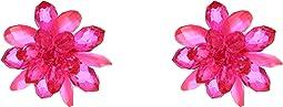 Full Flourish Flower Studs Earrings