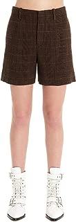 CHLOÉ Luxury Fashion Womens CHC19ASH111669CA Brown Shorts | Fall Winter 19