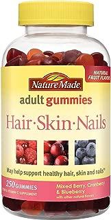 Nature Made Hair, Skin & Nails, 250 Gummies