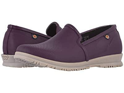 Bogs Sweetpea Slip-On (Plum) Women