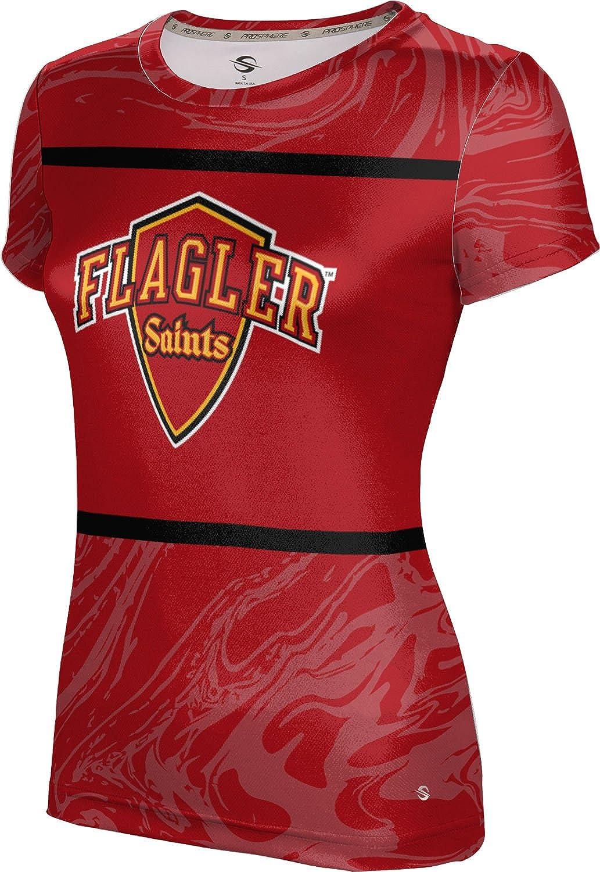 ProSphere Flagler College Girls' Performance T-Shirt (Ripple)