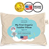 Amazon Com Crib Toddler Baby Pillow Made In Usa