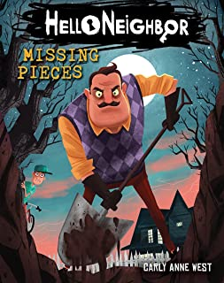 Missing Pieces (Hello Neighbor, Book 1)