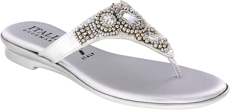 Italian Shoemakers Women's Thong Sandal Dealing full price reduction Mystify Super sale