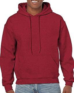 d954bf3260 Amazon.fr : Rouge - Sweats à capuche / Sweats : Vêtements