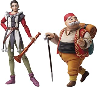 Dragon Quest XI: Sylvando & RAB Action Figure Set