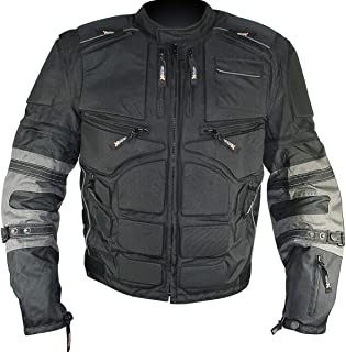 1000d cordura motorcycle jacket
