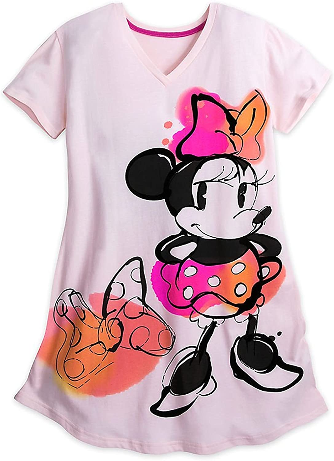 Disney Minnie Mouse Nightshirt for Adults