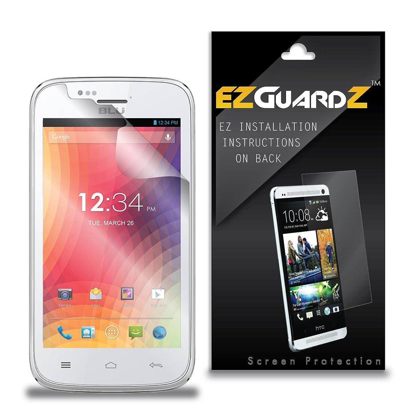 (3-Pack) EZGuardZ Screen Protector for BLU Advance 4.0 (Ultra Clear)