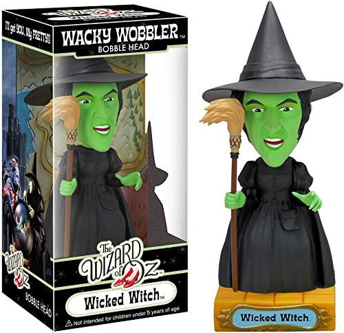 [Import Anglais]Wizard of Oz Wicked Witch of the West Bobble Head