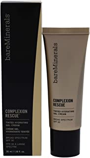 bareMinerals Complexion Rescue Tinted Hydrating Gel Cream SPF 30, Birch 1.5, 1.18 Ounce
