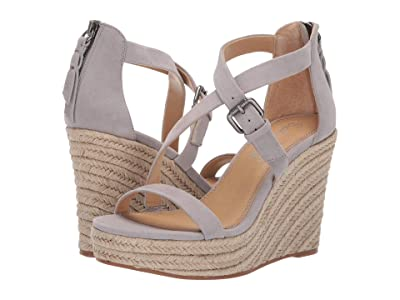 Splendid Stormi (Light Grey Suede) Women