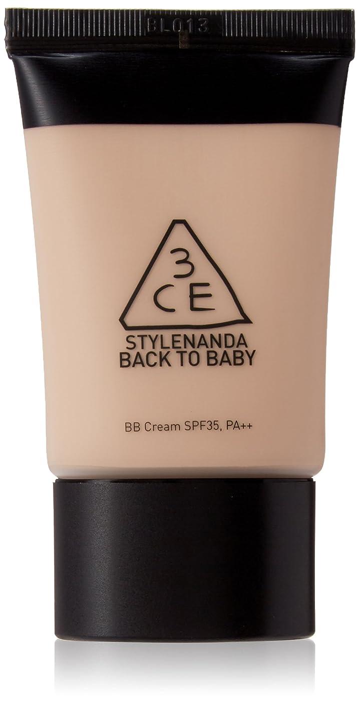 失敗趣味細胞『3CE?STYLENANDA』バックトゥベビー BBクリーム(SPF35,PA++)
