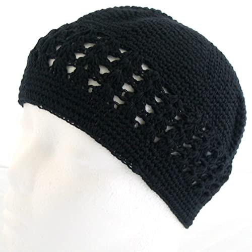 f7b7262ccba Knit Kufi Hat - Koopy Cap - Crochet Beanie