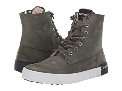 Blackstone High-Top Sneaker QL41 (Dark Green) Women