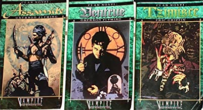 3 Clan Novels (Vampire: The Masquerade):