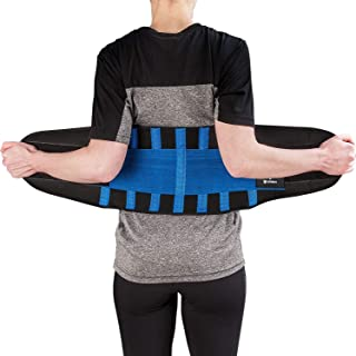 warm and form back brace