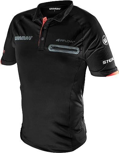 WINMAU Windmau 8386 Pro-Line T-Shirt pour fléchettes Taille M