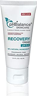 Recovery Cream - PH BALANCE SKINCARE Eczema Cream - Itchy Skin Relief Lotion Treatment For Burns Dermatitis Psoriasis - Al...