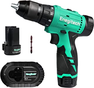 Best total cordless drill 12v Reviews