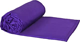 Weighted Blankets Plus LLC - Made in USA - Adult Large Weighted Blanket - Purple - Cotton/Flannel (72