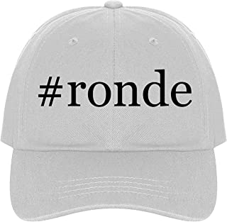 The Town Butler #Ronde - A Nice Comfortable Adjustable Hashtag Dad Hat Cap