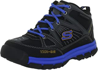 Skechers Challengerz Boys Hi Top Sneakers - Walking Boots