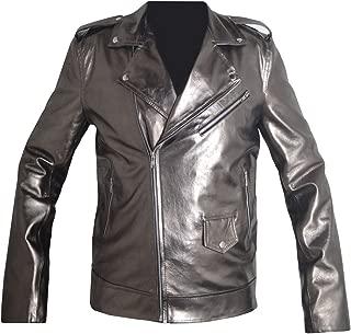 Quicksilver Even Peter X Men Apocalypse Leather Jacket, Faux Leather, XXS-3XL