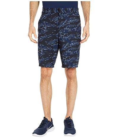 Nike Golf Flex Shorts Hybrid Camo (Obsidian/Obsidian) Men