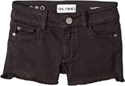 DL1961 Kids Lucy Cut Off Shorts in Arrowhead (Big Kids)