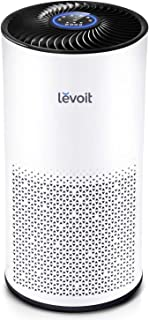 LEVOIT Air Purifier for Home Large Room with True HEPA Filter, Air Filter for Allergies and Pets, Mold, Pollen, Dust, Quiet for Bedroom, LV-H133