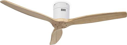 CREATE IKOHS WINDCALM DC - Ventilateur de Plafond Fonction Hiver/été Ultra Silencieux