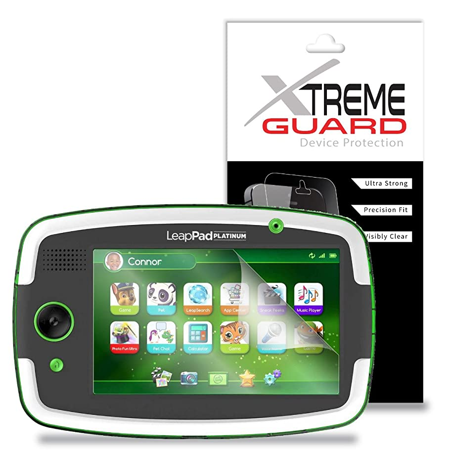 Premium XtremeGuard Screen Protector Cover for Leapfrog LeapPad Platinum (Ultra Clear)