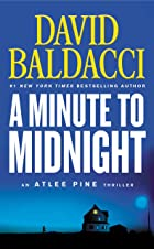 Cover image of A Minute to Midnight by David Baldacci