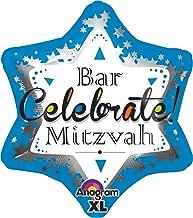 bar mitzvah balloon decorations