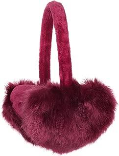 heart shaped earmuffs
