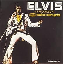 Best elvis presley live at madison square garden 1972 Reviews
